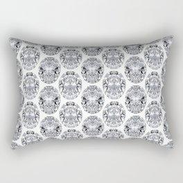Oval Rectangular Pillow
