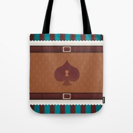 Jester of the Skies Tote Bag