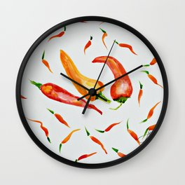 Spice it Up! Wall Clock