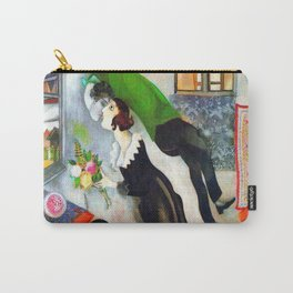Marc Chagall The Birthday Carry-All Pouch