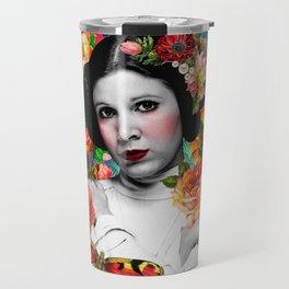 Princess Leia Travel Mug