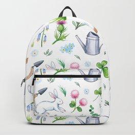Garden Rabbits Backpack