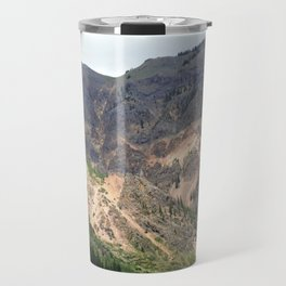 Gold Mines All Along the Animas River Travel Mug