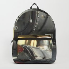 All abroad the Hogwarts Express Backpack