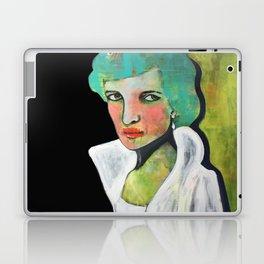 Happily ever after (Diana) Laptop & iPad Skin