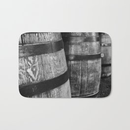 Wine Barrels in San Luis Obispo Bath Mat