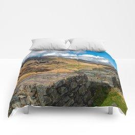 Nant Ffrancon Pass Snowdonia Comforters