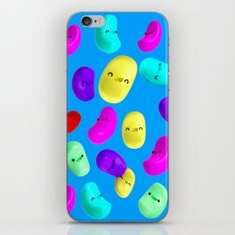 Jelly Bean`s iPhone Skin