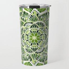 Green Serenity Travel Mug