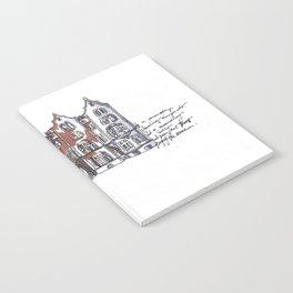 York, England Notebook