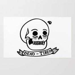 Dead Tired Rug
