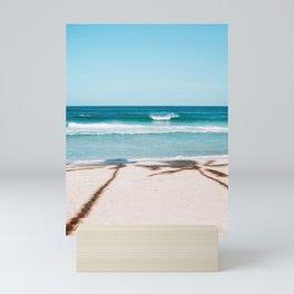 north shore Mini Art Print