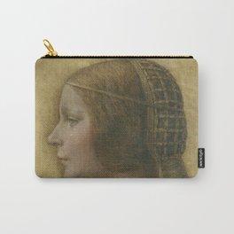 Da Vinci Art Print Carry-All Pouch