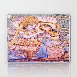Hare Krishna Love Laptop & iPad Skin