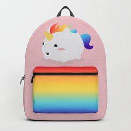 Kawaii rainbow fattycorn Backpack