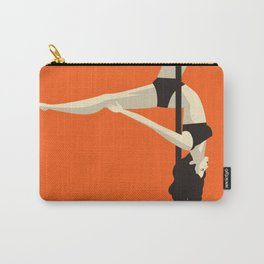 pole dancer Carry-All Pouch