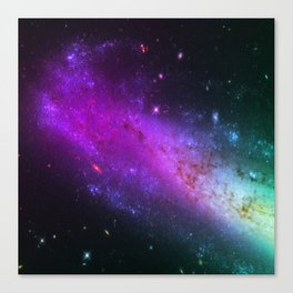 another galaxy Canvas Print