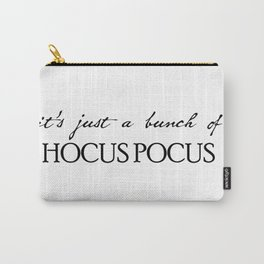 Bunch of Hocus Pocus Carry-All Pouch