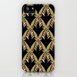 Deco two iPhone Case