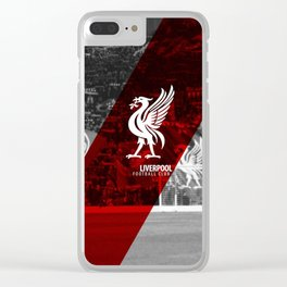 Liverpool FC Clear iPhone Case