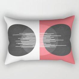 Between Us Rectangular Pillow