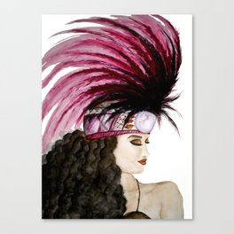 Tahitian Canvas Print