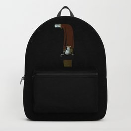 usb man Backpack