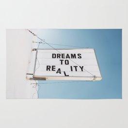 Dreams to Reality Rug
