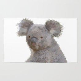 Grey Koala Rug