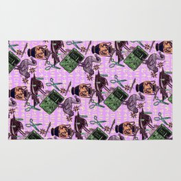 Lost Pattern  Rug