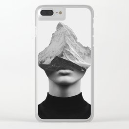 INNER STRENGTH Clear iPhone Case