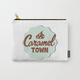 Caramel Town Carry-All Pouch
