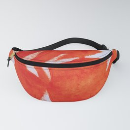 Birds at sunset Fanny Pack