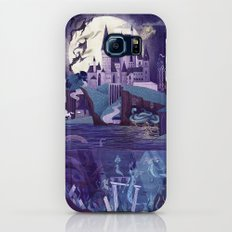 Never a Quiet Year at Hogwarts Galaxy S8 Slim Case