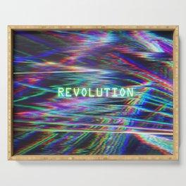 Revolution Serving Tray