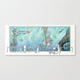 Kelp Forest Tank Canvas Print