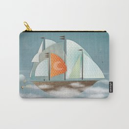 Sailing on clouds Carry-All Pouch