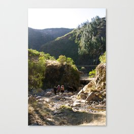 Aramasí, Bolivia Canvas Print