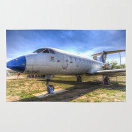 Jak-40 Aircraft Rug