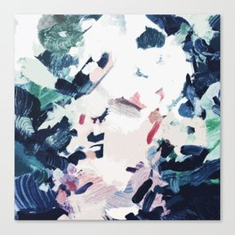 Palette No. Seventeen Canvas Print