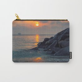 The Ft. Lauderdale Jetties Carry-All Pouch