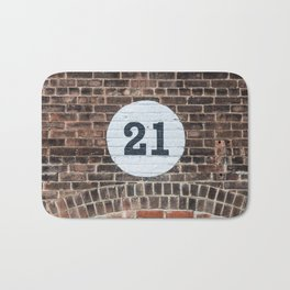 21 Bath Mat