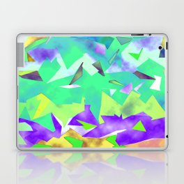 Lemon Sun Laptop & iPad Skin