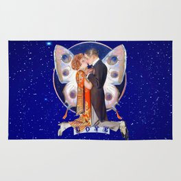 Love By Starlight Rug