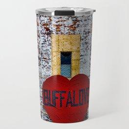 Buffalo Love Travel Mug