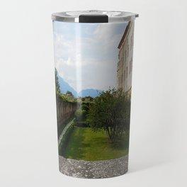 View Atop of Castello del Buonconsiglio Travel Mug