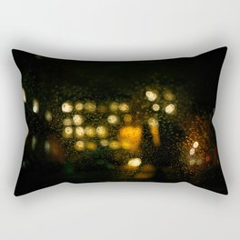 Blurred Rectangular Pillow