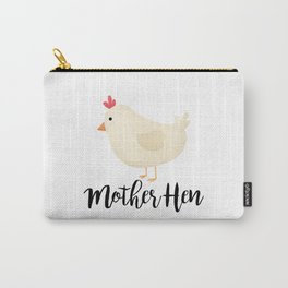 Mother Hen Carry-All Pouch