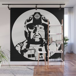 Hold it Wall Mural