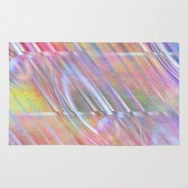 abstract pastel no. 10 Rug